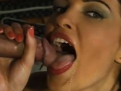 Stream of cum compilation